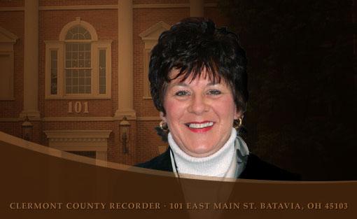 image of Debbie Clepper, current recorder